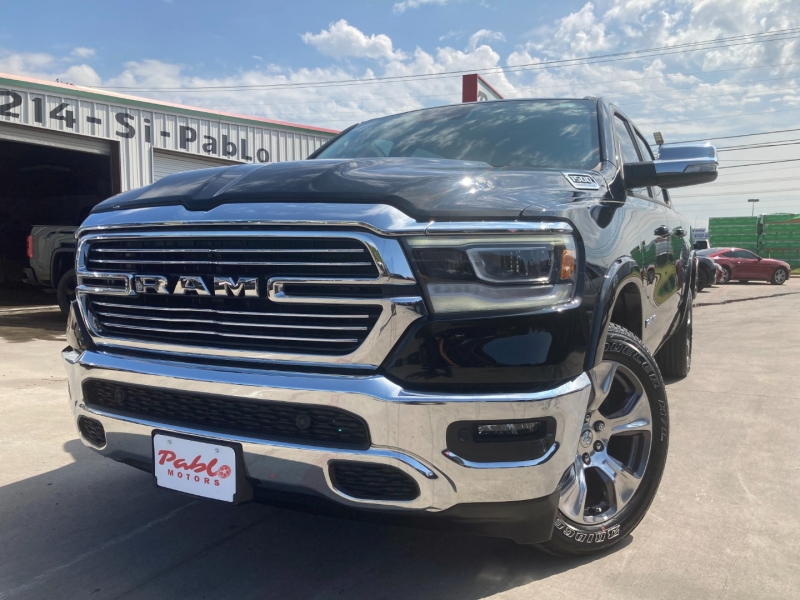 RAM 1500 2021 price $56,900