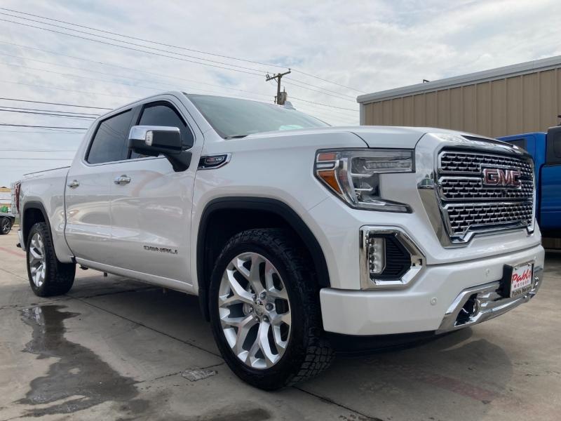 GMC Sierra 1500 2020 price $66,900