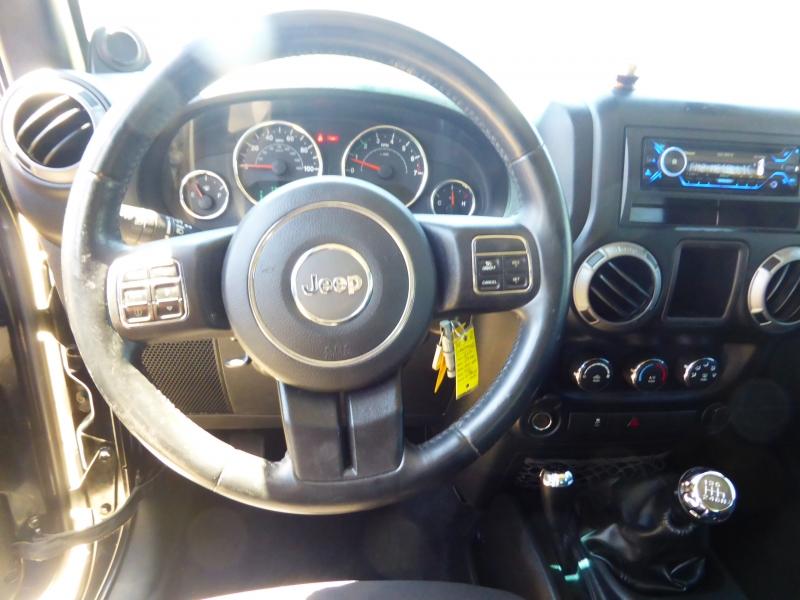 Jeep Wrangler Unlimited 2014 price $22,995