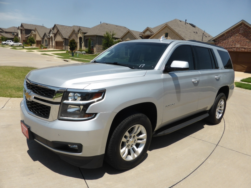 Chevrolet Tahoe 2016 price $29,995