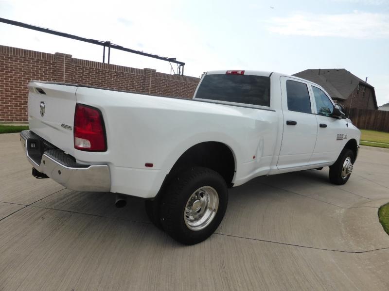 Dodge Ram 3500 2018 price $37,995