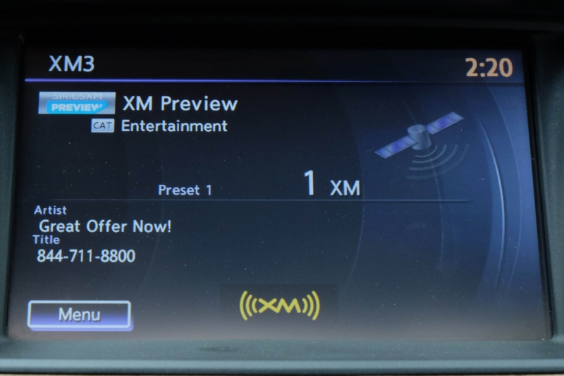 Infiniti QX80 2014 price $27,995