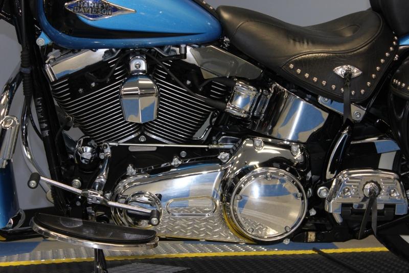 Harley-Davidson FLSTC 2011 price $12,995
