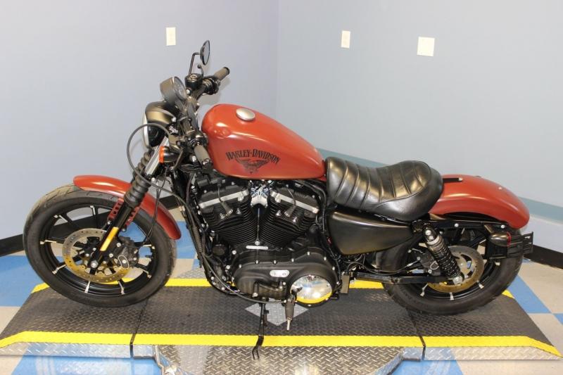 Harley-Davidson XL883N Iron 2017 price $7,895