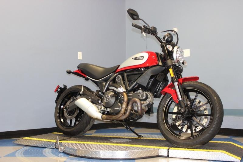 Ducati Scrambler Icon 2015 price $6,850