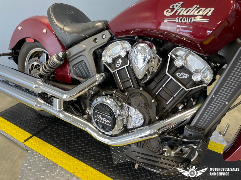 Indian Scout (ABS) 2018 price $11,299