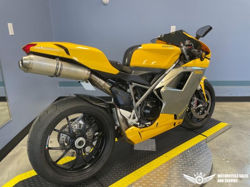 Ducati 1098 Superbike 2008 price $9,899