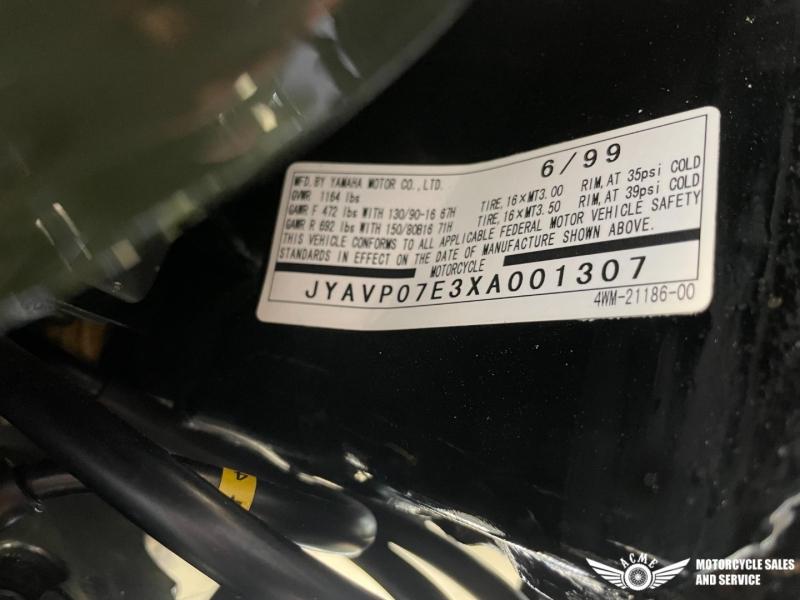 Yamaha ROADSTAR VX1600 1999 price $3,995