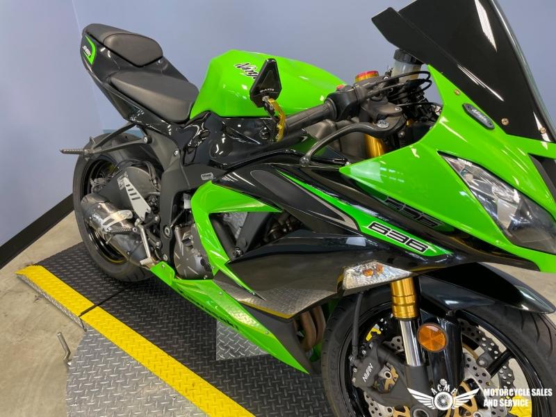 Kawasaki ZX636FDF 2013 price $8,395