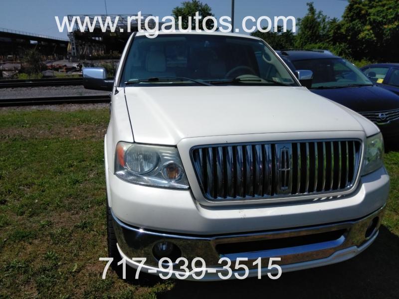 Lincoln Mark LT 2006 price $1,200