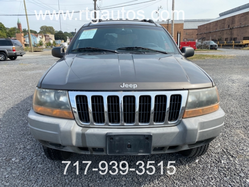 Jeep Grand Cherokee 1999 price $2,500