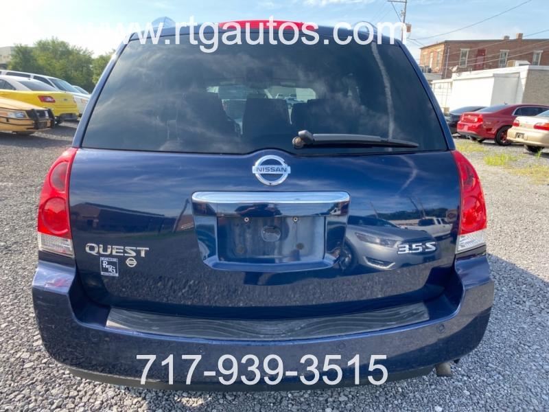 Nissan Quest 2009 price $5,500