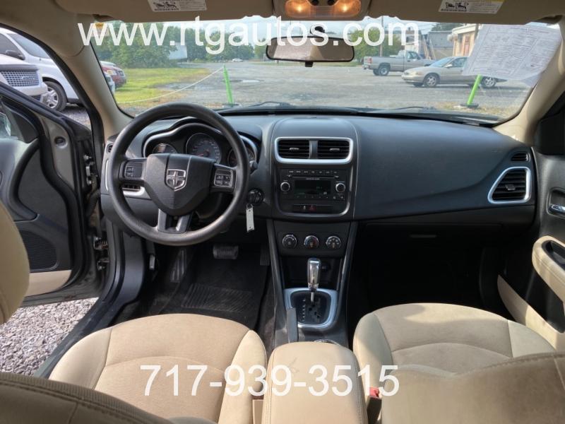 Dodge Avenger 2012 price $4,500
