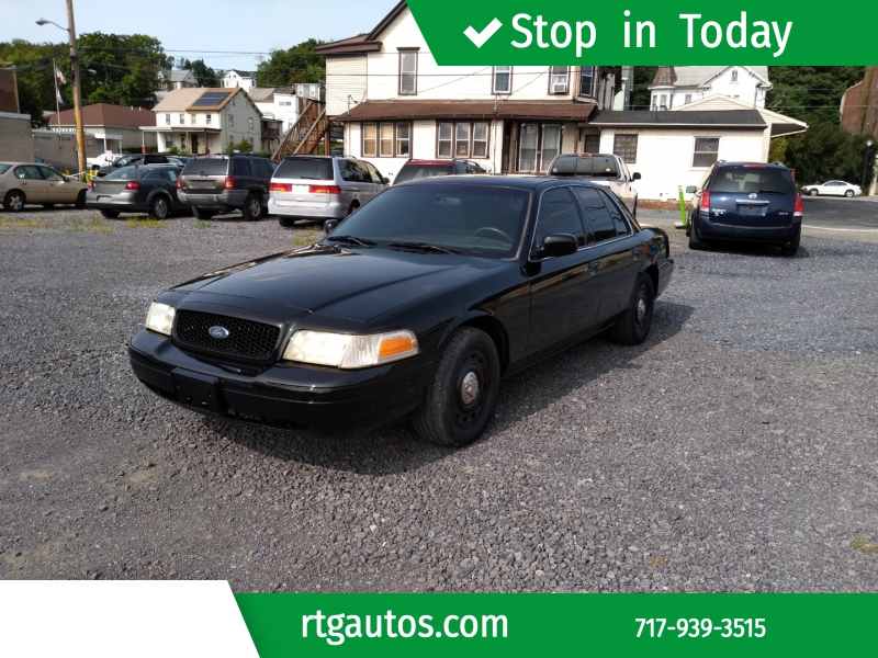 Ford Police Interceptor 2004 price $3,200