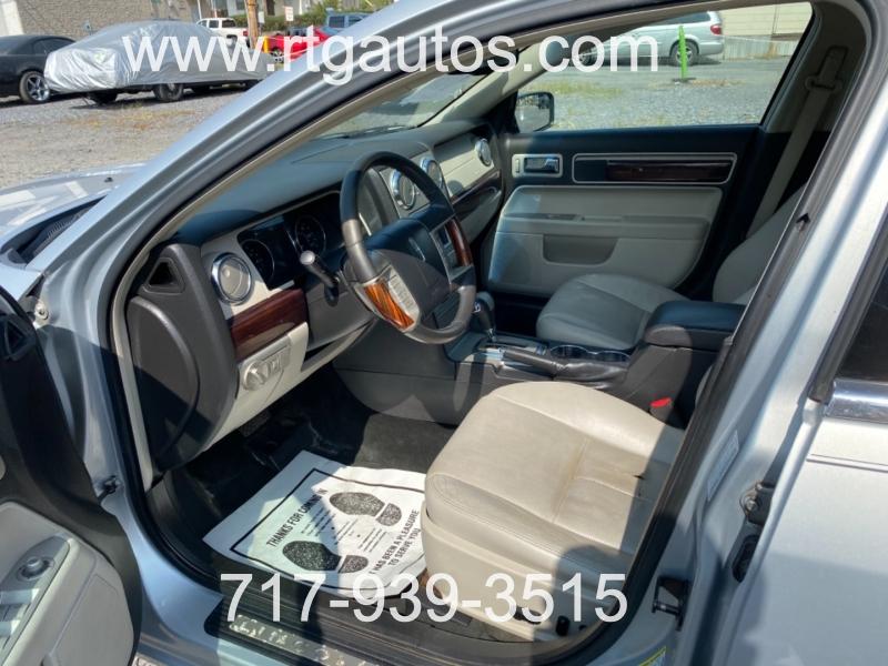 Lincoln Zephyr 2006 price $4,000