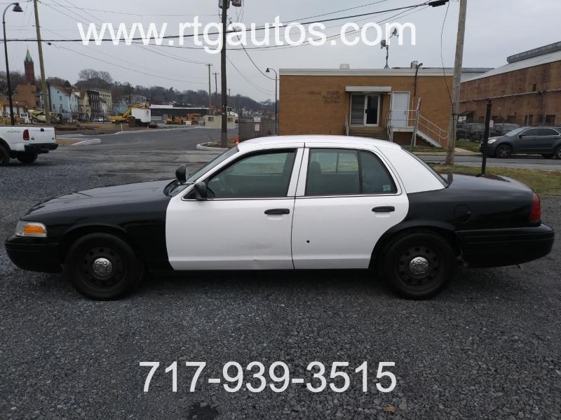 Ford Police Interceptor 2009 price $3,200