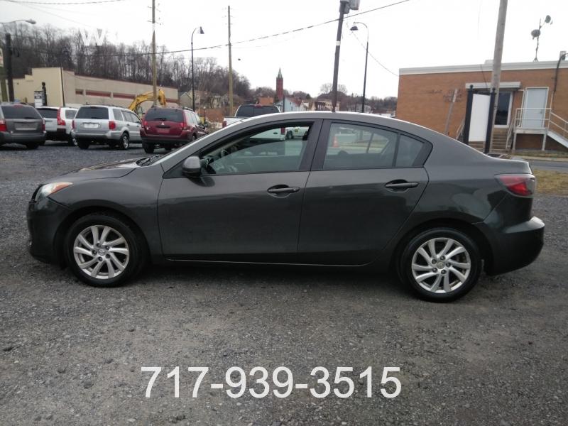 Mazda Mazda3 2012 price $3,200