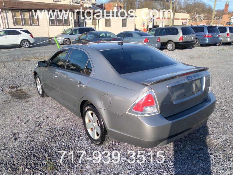 Ford Fusion 2009 price $3,800