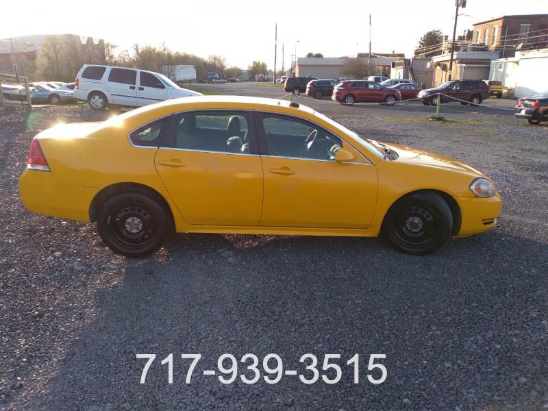 Chevrolet Impala Police 2013 price $3,800