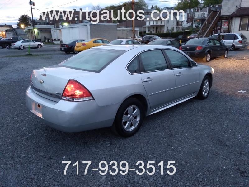 Chevrolet Impala 2011 price $3,800