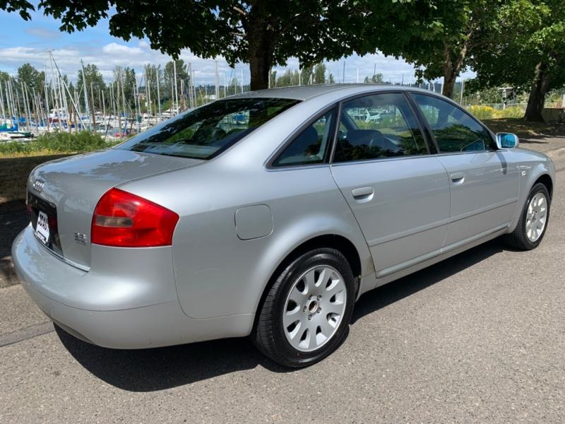 Audi A6 2001 price $3,995