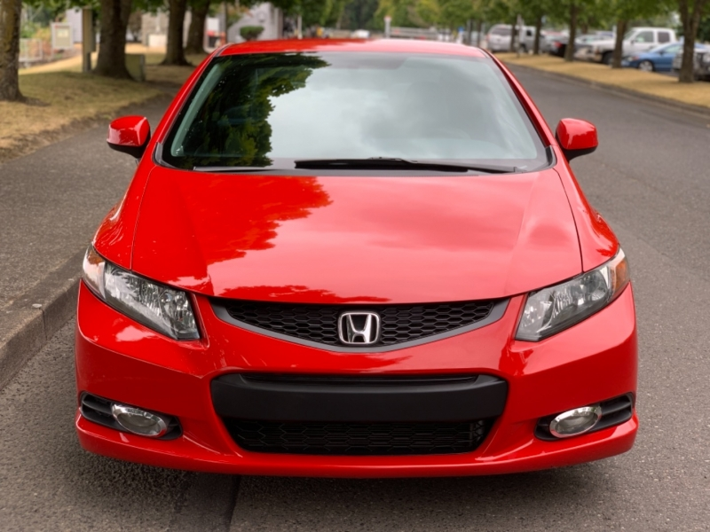 Honda Civic Cpe 2012 price $8,495
