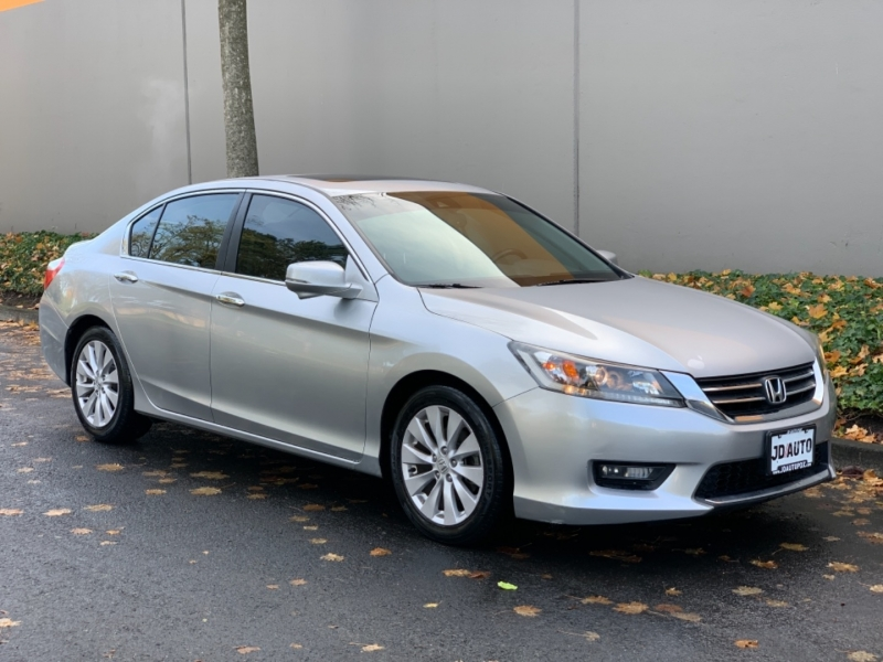Honda Accord Sedan 2014 price $15,495
