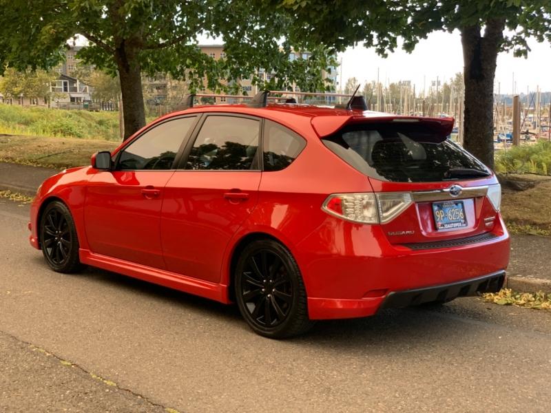 Subaru Impreza Wagon (Natl) 2008 price $10,995