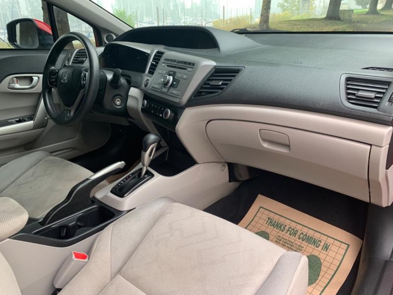 Honda Civic Cpe 2012 price $9,495