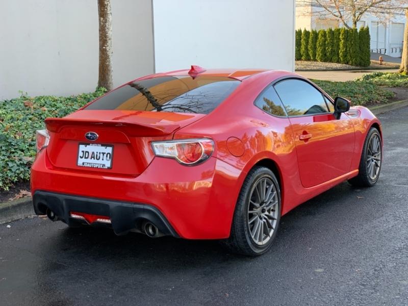 Subaru BRZ 2013 price $15,995