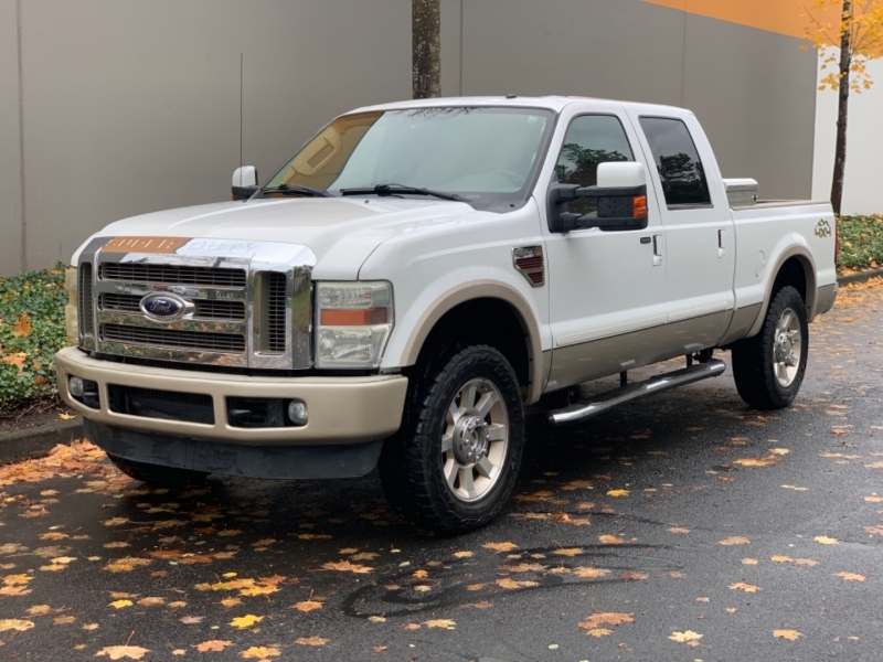 Ford Super Duty F-250 SRW 2008 price $23,995