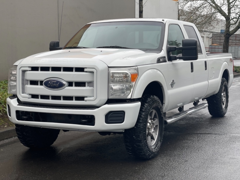 Ford Super Duty F-250 SRW 2015 price $25,995