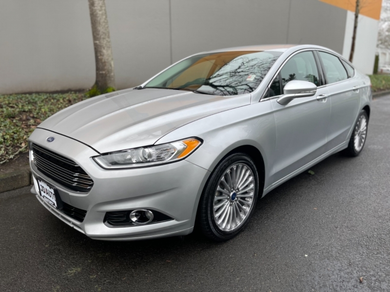 Ford Fusion 2016 price $12,495