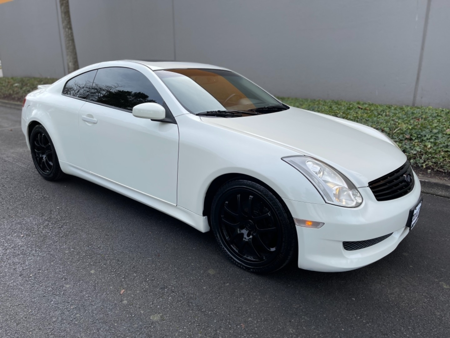 2006 Infiniti G35 Sport 2dr Coupe 6 Speed Manual Clean Carfax G35s G37 G37s Jd Auto Pdx Llc Dealership In Portland