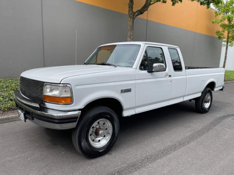 Ford F-250 1996 price $14,995