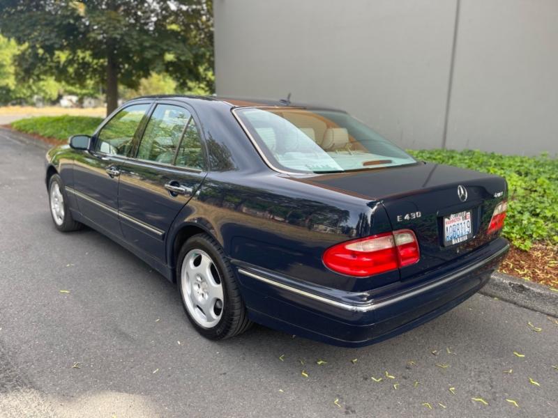 Mercedes-Benz E-Class 2001 price $4,500