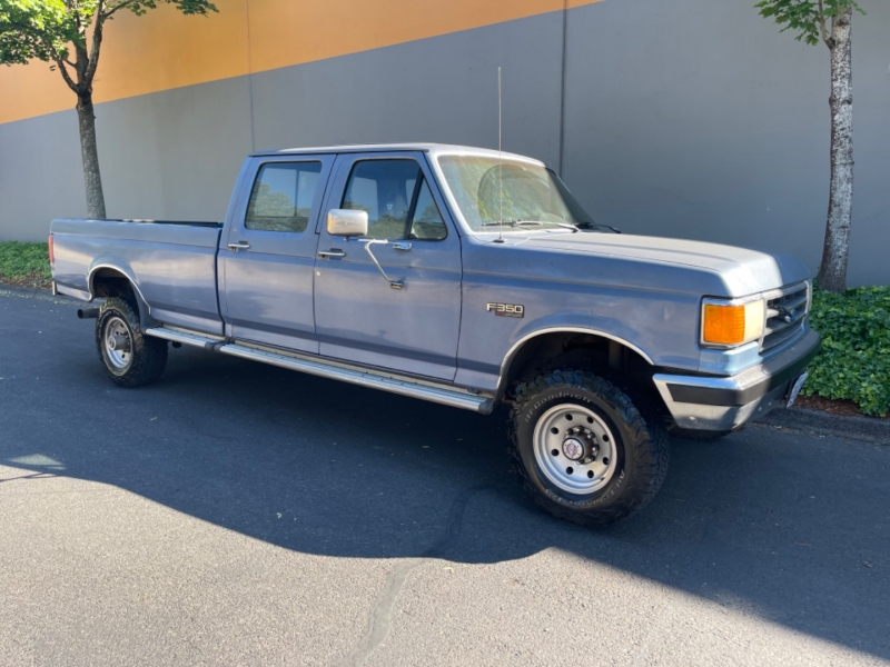 Ford F-350 1990 price $9,995