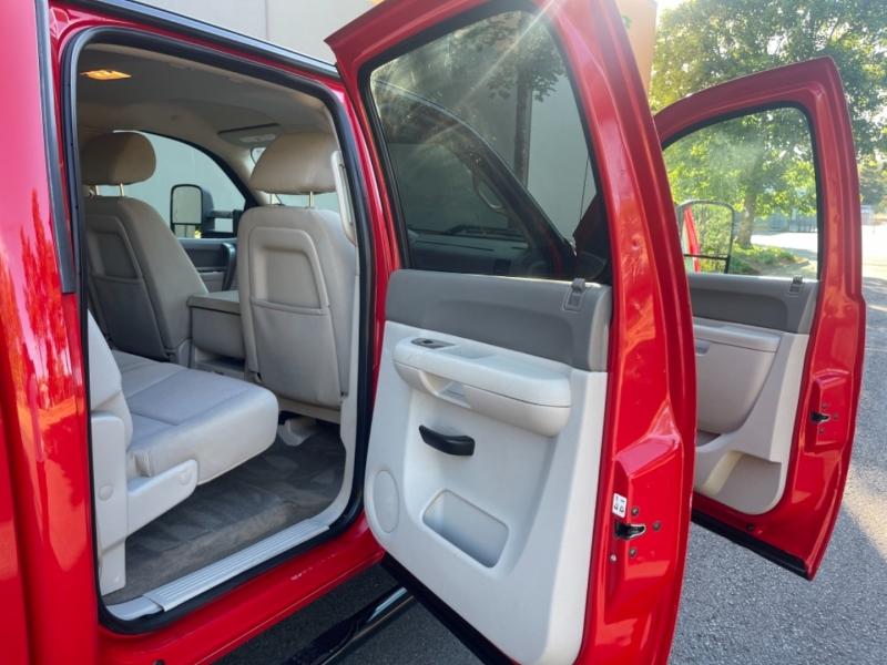 Chevrolet Silverado 2500HD 2012 price $19,995