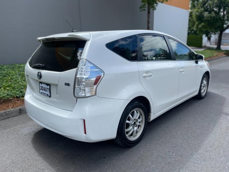 Toyota Prius v 2014 price $8,495