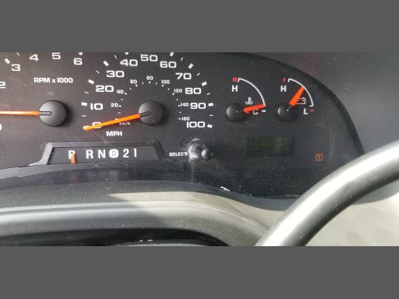 Ford E-Series Cargo 2008 price $7,550