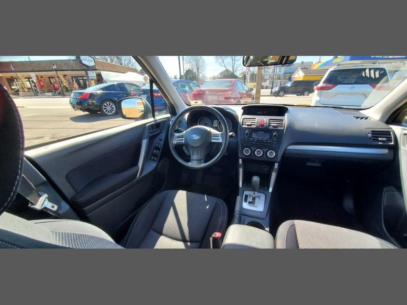 Subaru Forester 2015 price $12,499