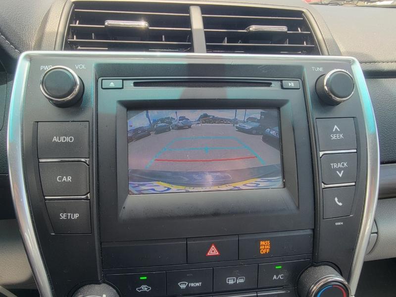 Toyota Camry 2016 price $12,499