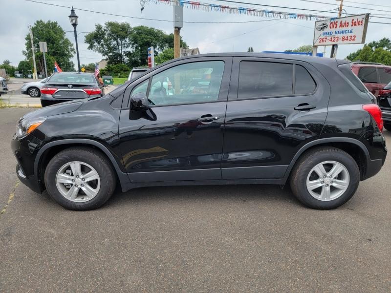 Chevrolet Trax 2020 price $16,999