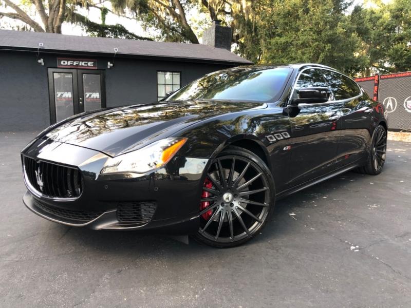 Maserati Quattroporte 2014 price $49,990
