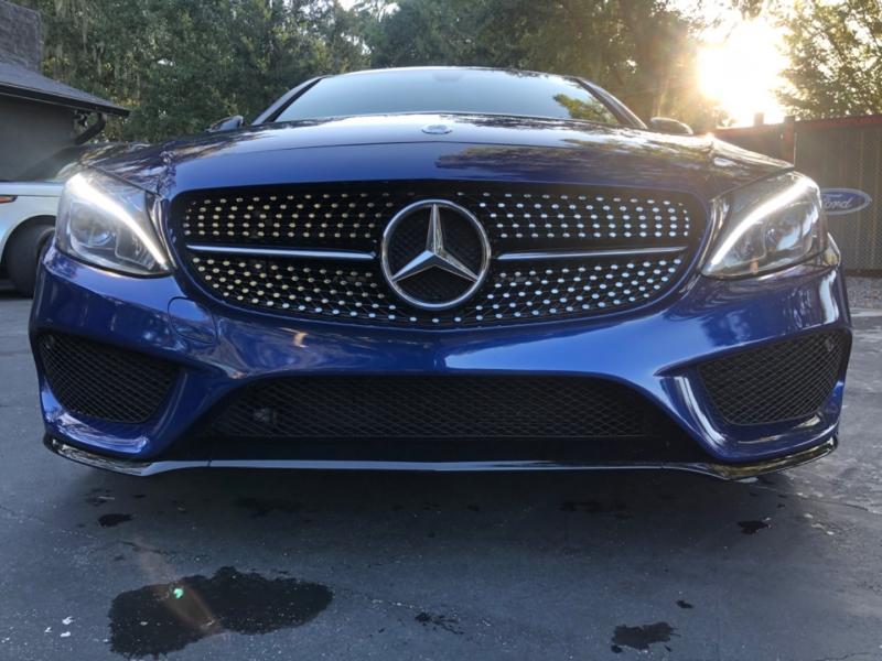 Mercedes-Benz C-Class 2017 price $34,990
