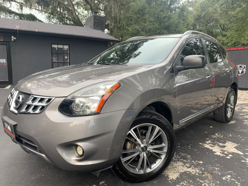 Nissan Rogue Select 2014 price $9,490