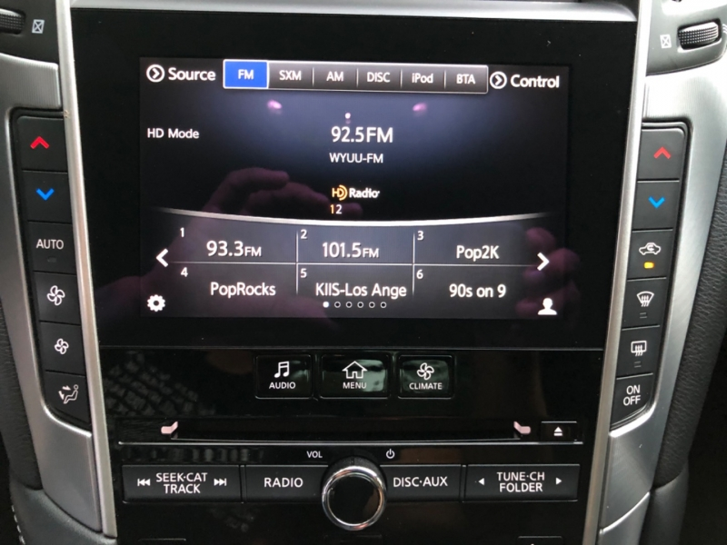 Infiniti Q60 2017 price $28,990