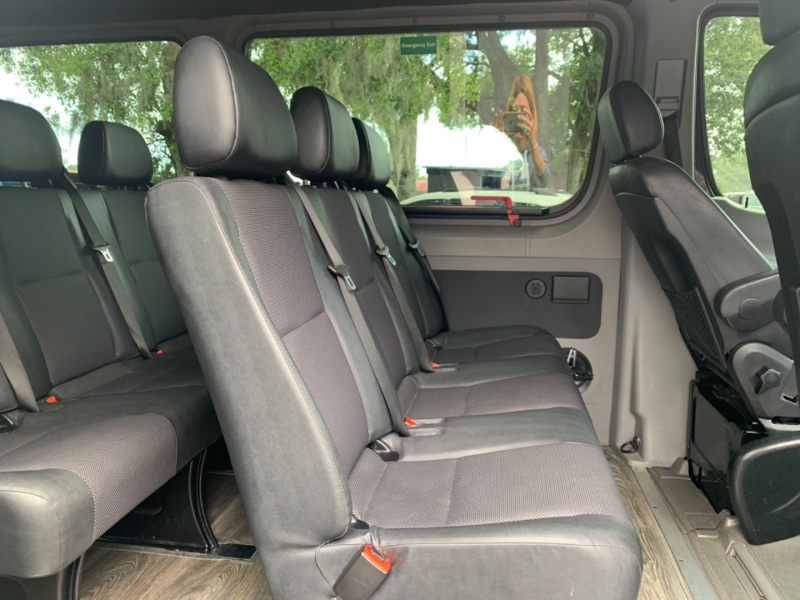 Mercedes-Benz Sprinter Passenger Vans 2014 price $27,990