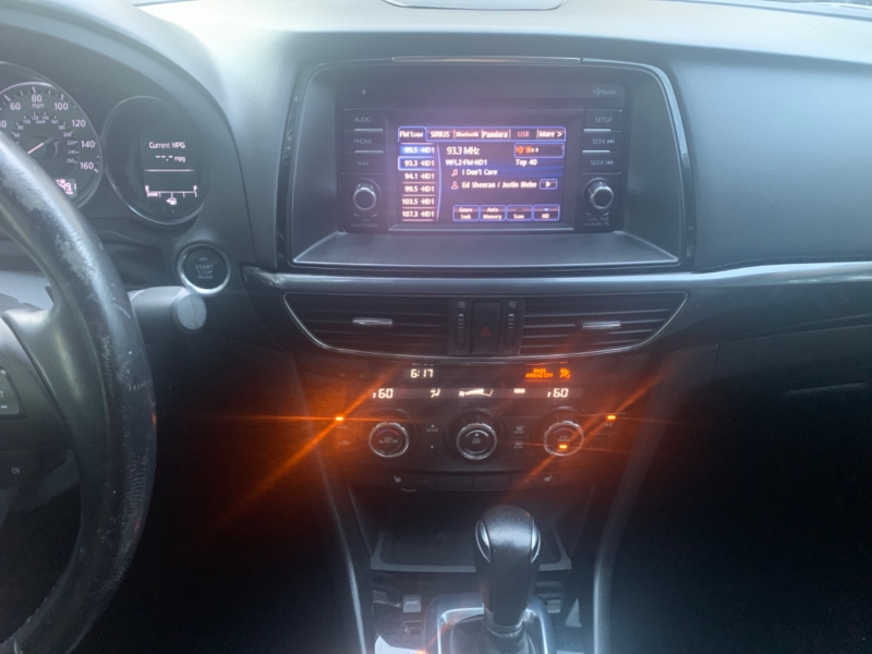 Mazda Mazda6 2015 price $15,890