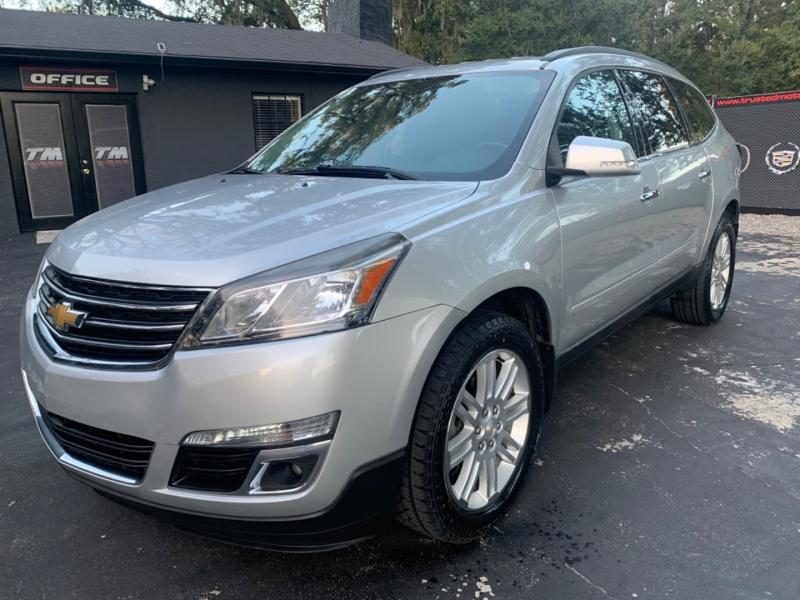 Chevrolet Traverse 2015 price $13,490